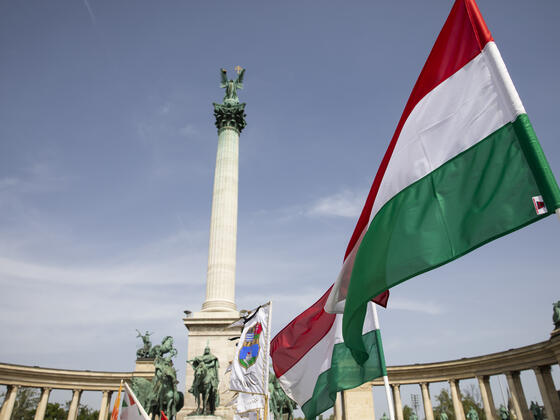 McDaniel students have the option to study in Budapest, Hungary, at McDaniel Europe.