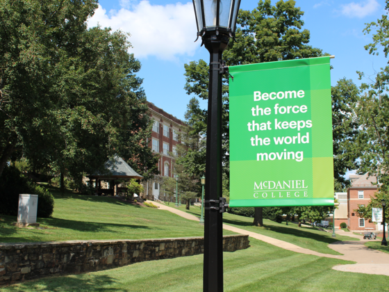 McDaniel is proud of its commitment to global engagement.