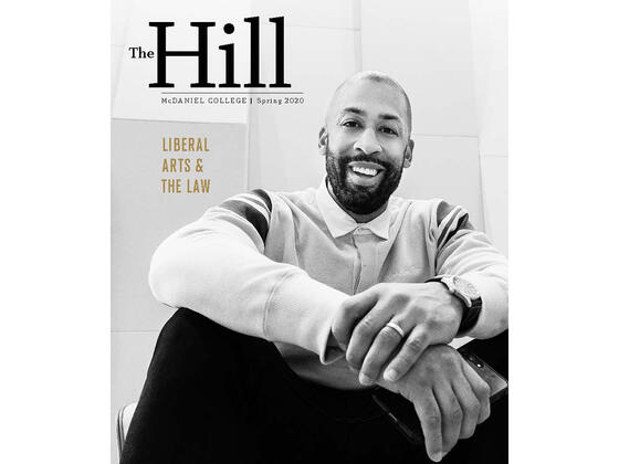The Hill Spring 2020 Cover