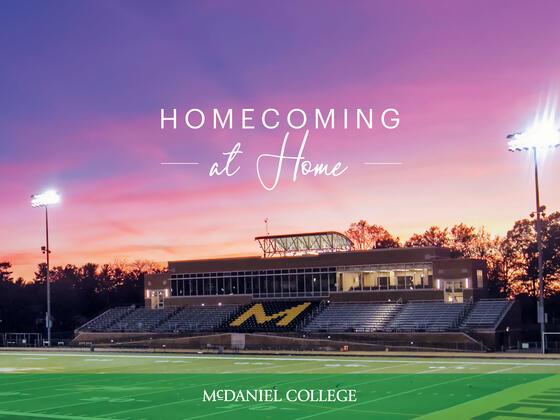 Homecoming at Home, McDaniel College