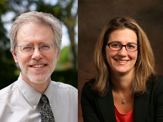 Social Work professor Jim Kunz and Accounting professor Kerry Duvall have been selected to present in the Centennial Conference's four-part speaker series, Pillars of Excellence.
