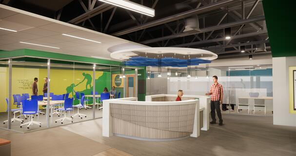 Student Center Renovation - CEO