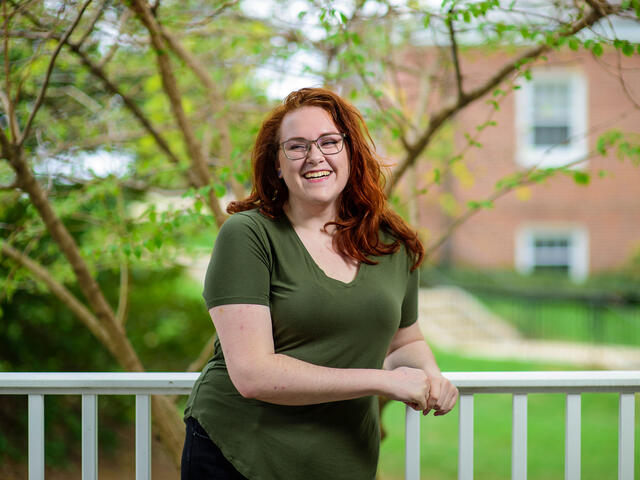 Samantha Wilson receives Fulbright English Teaching Assistantship.