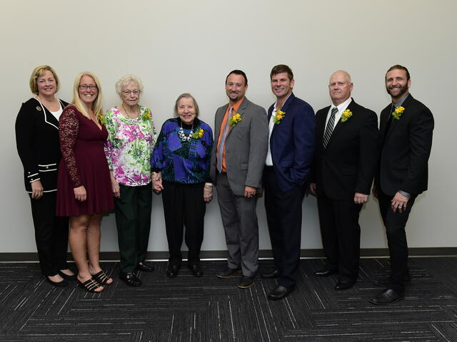 2019 Sports Hall of Fame Inductees