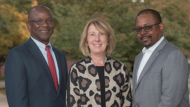 William M. Rodgers, III, Karen Bellamy Lamont and Patrick Stokes joined McDaniel's Board of Trustees