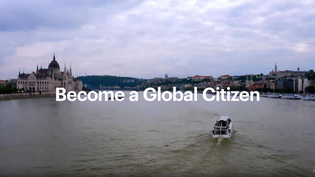 McDaniel Budapest Video Become a Global Citizen