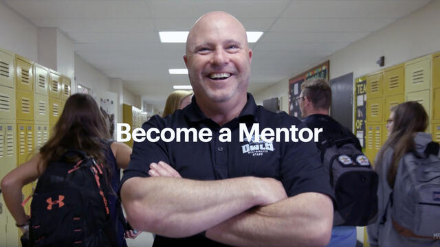 Become a mentor - John Baugher Alumni Teacher at Westminster High School