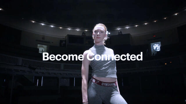 Become Connected student dance performance