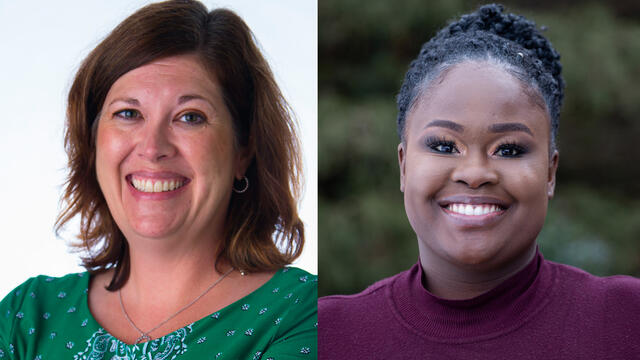 McDaniel College has named Jennifer Glennon as the associate vice president of administration and Rose Mercier as director of human resources.